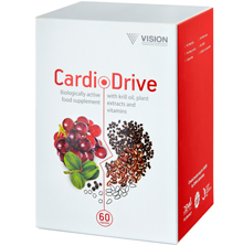 CardioDrive Smart Food